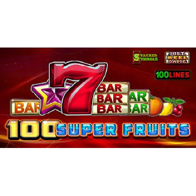 100 Super Fruits